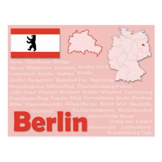 "Vykort ""Berlin "","