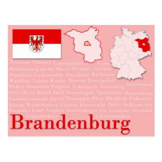 "Vykort ""Brandenburg "","