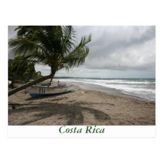 Vykort Esterillos Costa Rica