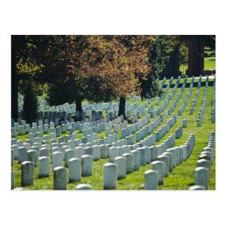 Vykort för Arlington medborgarekyrkogård