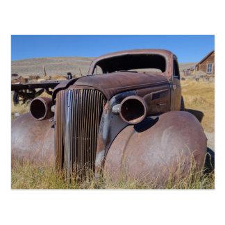 Vykort för foto för bil för Bodie