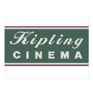 Vykort för Kipling biologotyp