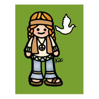 vykort för peace.
