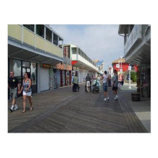 Vykort för Rehoboth strandBoardwalk