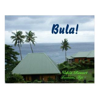 Vykort från Fiji