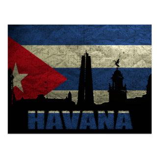 Vykort Havana