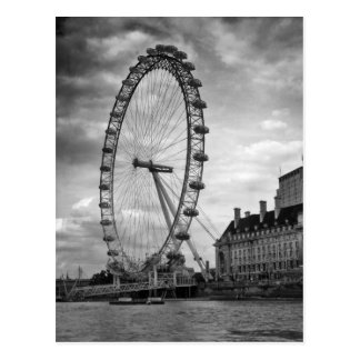 "Vykort ""London öga "","