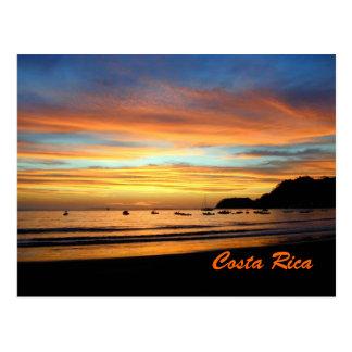 VykortHerradura fjärd Costa Rica Vykort