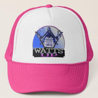 W.A.T.T.S. UPP (vad är upp!), världen! - version Keps