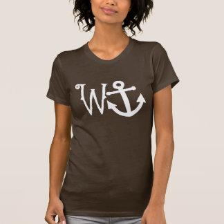 W + Ankra = wankeren Tee Shirt
