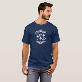 W+Ankra = wankeren - underbar brittisk Slangord Tee Shirts