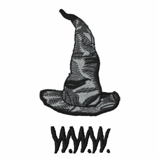 W.W.W. Broderad skjorta