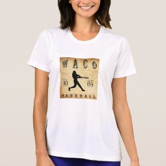 Waco Texas baseball 1884 T-shirt