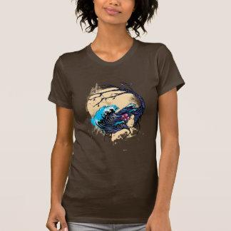 Wahine nimbus (bruntet) t-shirt