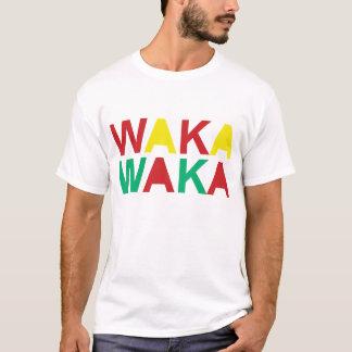 Waka-waka denna Time för afrika Tshirts