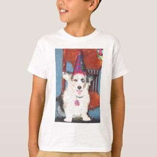 Walesisk Corgi för kofta T-shirts