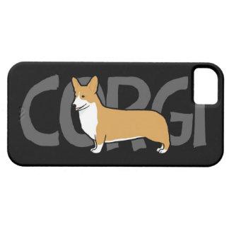 Walesisk Corgi för Pembroke iPhone 5 Case-Mate Fodral