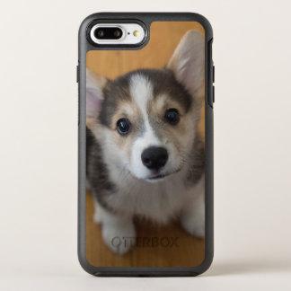 Walesisk Corgivalp 3 för Pembroke OtterBox Symmetry iPhone 7 Plus Skal