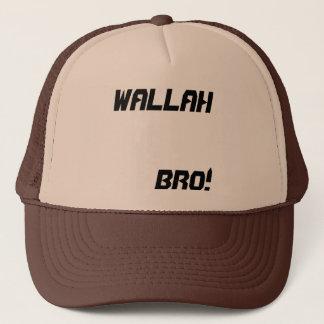 Wallah Bro! Hatt Truckerkeps