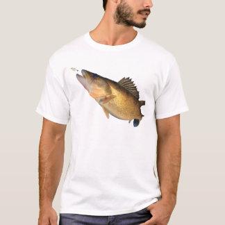 Walleyefiske Tee Shirts
