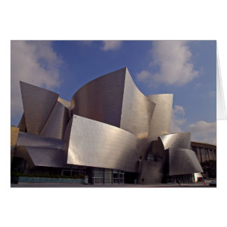walt-disney-concert-hall_Jon Sullivan Hälsningskort