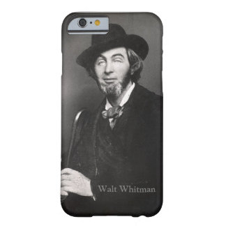 Walt Whitman ålder 30 New York City Barely There iPhone 6 Skal