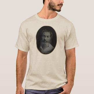 Walt Whitman Colorized porträtt, ålder 35 T Shirt