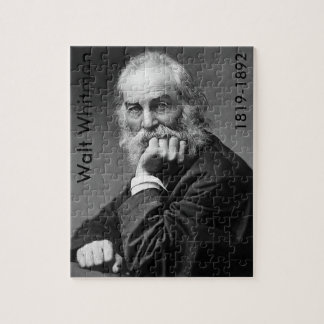 Walt Whitman i Washington D.C. Pussel