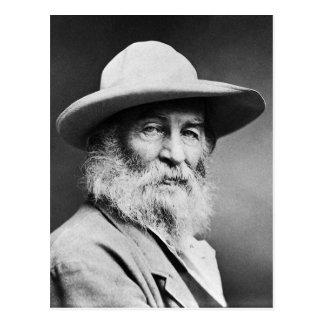 """Walt Whitman """"NOLLA-KAPTEN! min kapten! """", Vykort"""
