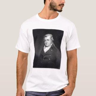 Walter Ramsden Fawkes som inristas av den William T-shirt