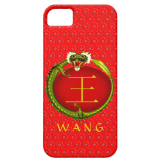 Wang Monogramdrake iPhone 5 Case-Mate Skal