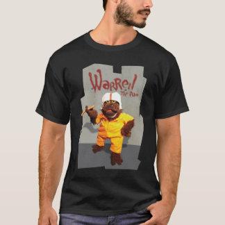 "Warren apan - ""fängelset"" - mörk dräkt tröja"