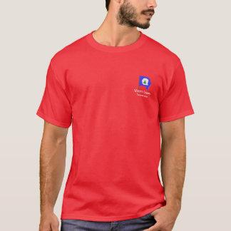 Warren County skjorta för TN-flaggabaksida Tee Shirts