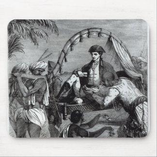 Warren Hastings i Indien i 1784 Musmatta