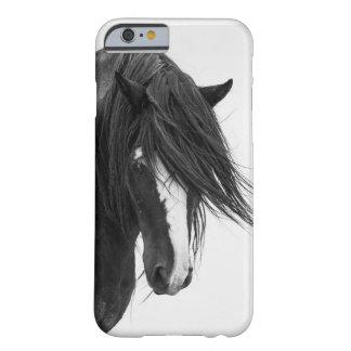Washakies fodral för iPhone 6 för häst för Barely There iPhone 6 Skal