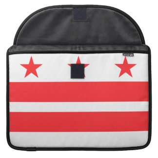 WASHINGTON D.C. SLEEVES FÖR MacBooks