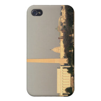 Washington DC-horisont iPhone 4 Fodral