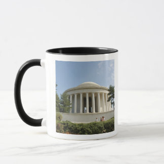 Washington DC. Thomas Jefferson minnesmärke Mugg