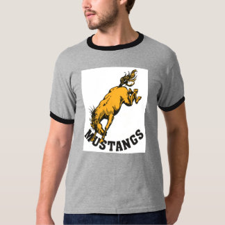 Washington Mustangs Tee Shirt