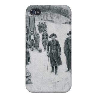 Washington och Steuben på dalsmedjan iPhone 4 Fodral