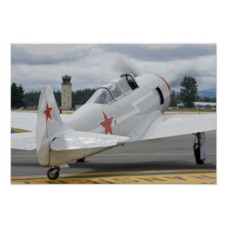 Washington Olympia, militär airshow. 3 Poster