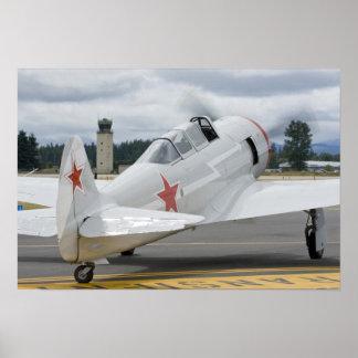 Washington Olympia, militär airshow. 6 Affischer