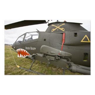 Washington Olympia, militär airshow. 6 Fototryck