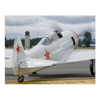 Washington Olympia, militär airshow. 6 Vykort