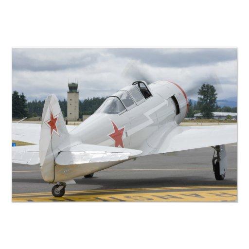 Washington Olympia, militär airshow. 7 Fotografiskt Tryck