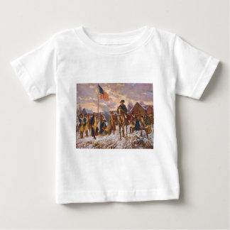 Washington på dalsmedjan av Edward P. Moran T-shirt
