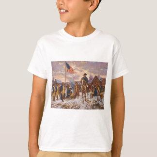 Washington på dalsmedjan av Edward P. Moran Tee Shirts