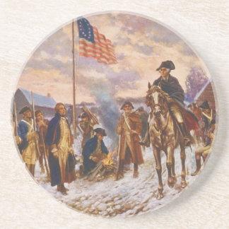 Washington på dalsmedjan av Edward P. Moran Underlägg