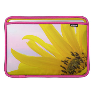 Washington. Specificera av solrosblommar 1 MacBook Air Sleeve