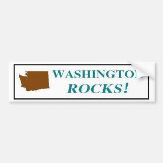 Washington stenar! bildekal